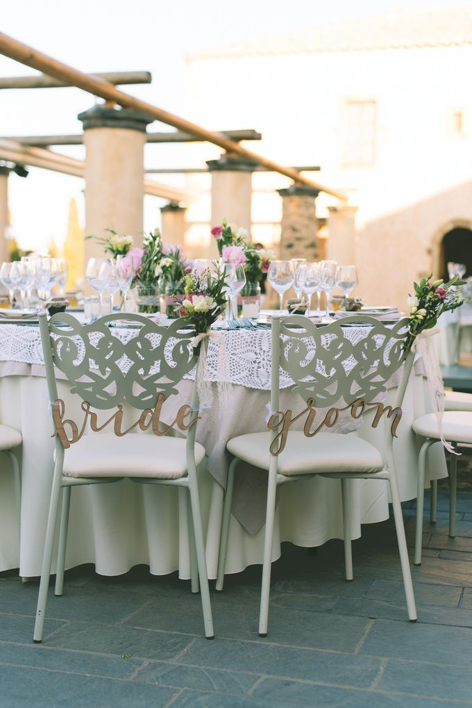 Elegant Wedding at a Mansion-Hotel in Peloponnese by Dreams In Style - 010