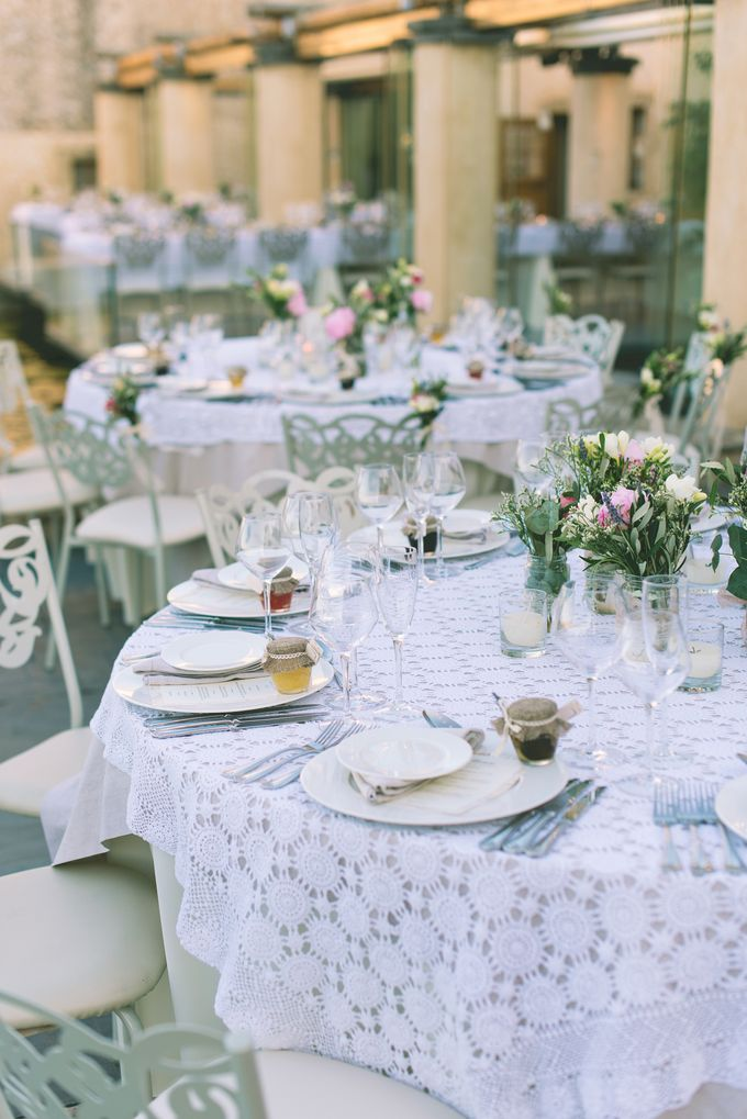 Elegant Wedding at a Mansion-Hotel in Peloponnese by Dreams In Style - 011