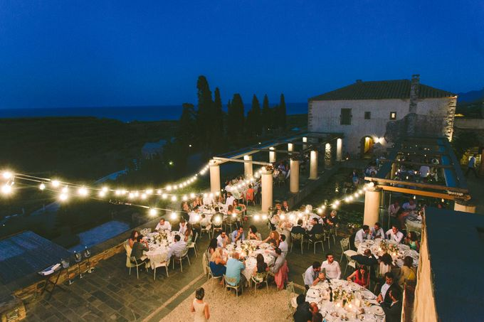 Elegant Wedding at a Mansion-Hotel in Peloponnese by Dreams In Style - 014