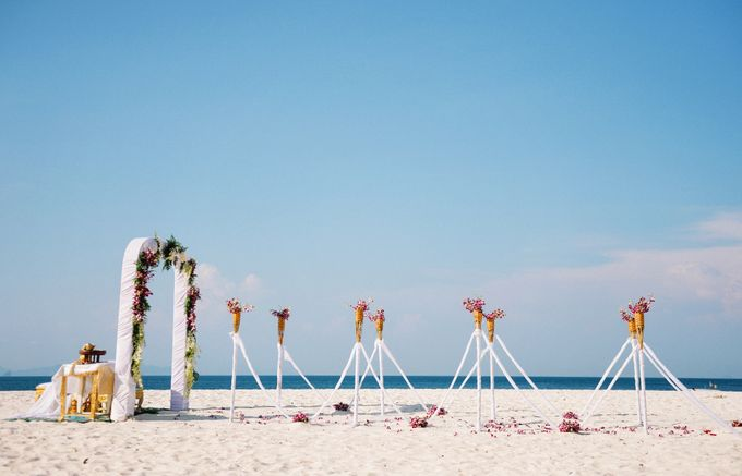 East meet west wedding at Bamboo island and Zeavola Phi Phi island by Lovedezign Photography - 013