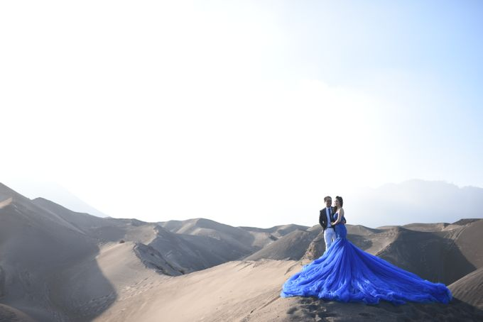 Good morning from Bromo by The Penthouse Dress - 003