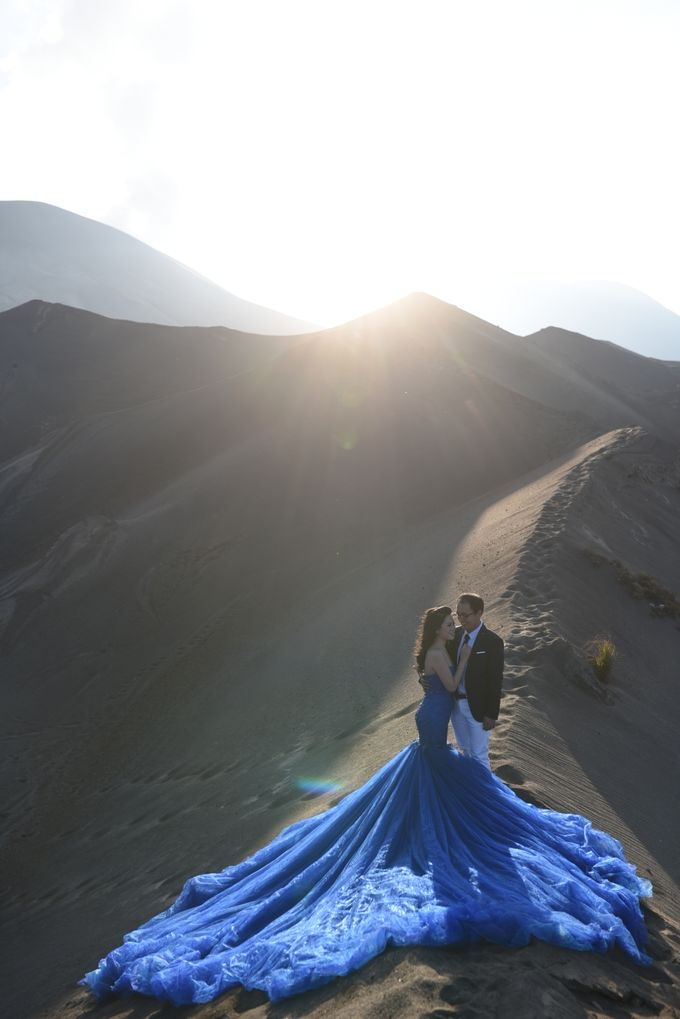 Good morning from Bromo by The Penthouse Dress - 002