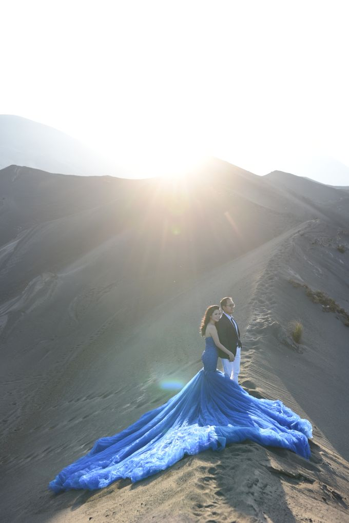 Good morning from Bromo by The Penthouse Dress - 001