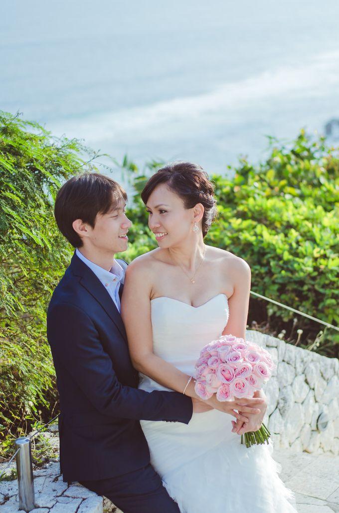 Jeane & Luo Wedding by Karma Kandara - 002