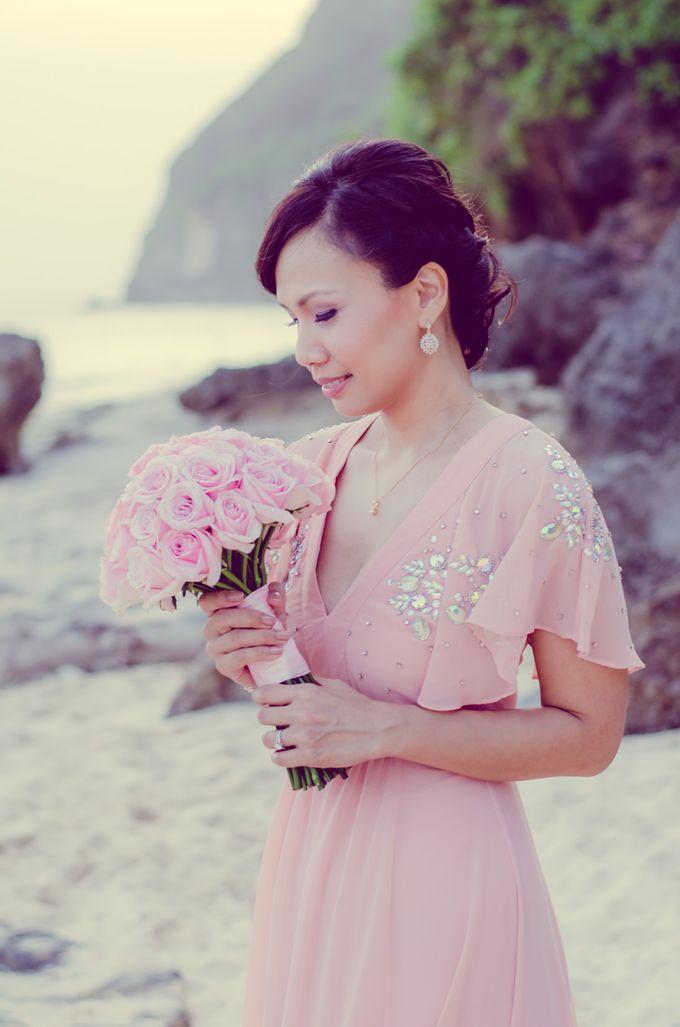 Jeane & Luo Wedding by Karma Kandara - 003