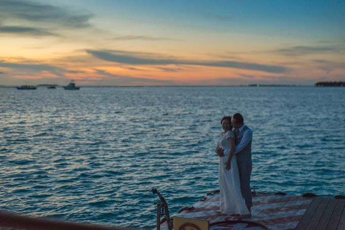 Grace & Geral Destination Wedding in Maldives by Asad's Photography - 009