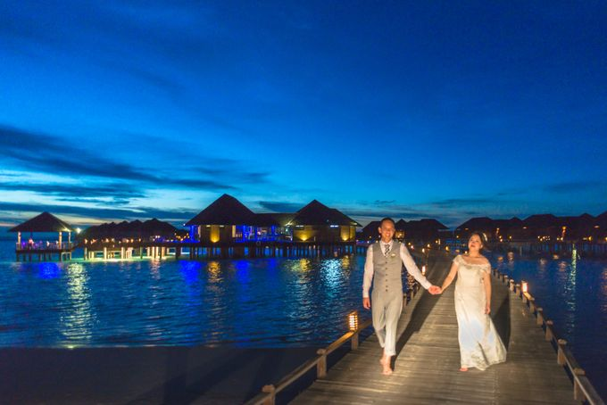Grace & Geral Destination Wedding in Maldives by Asad's Photography - 010
