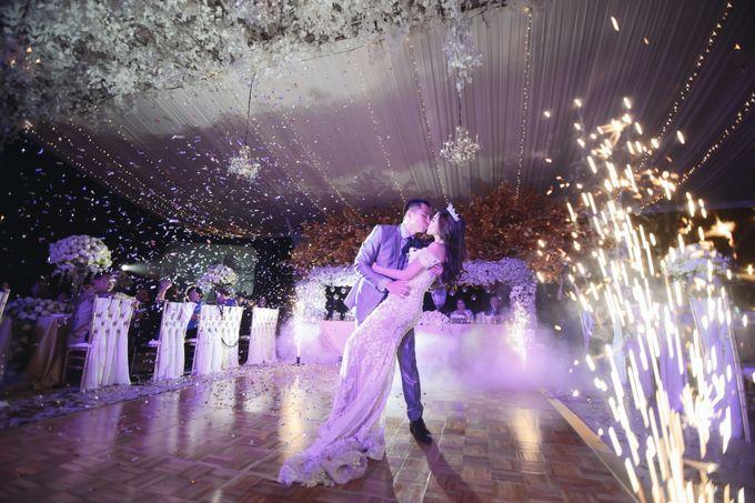 My elegantly intimate wedding by Anaz Khairunnaz - 003