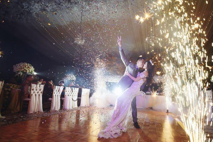 My elegantly intimate wedding by AiLuoSi Wedding & Event Design Studio - 002