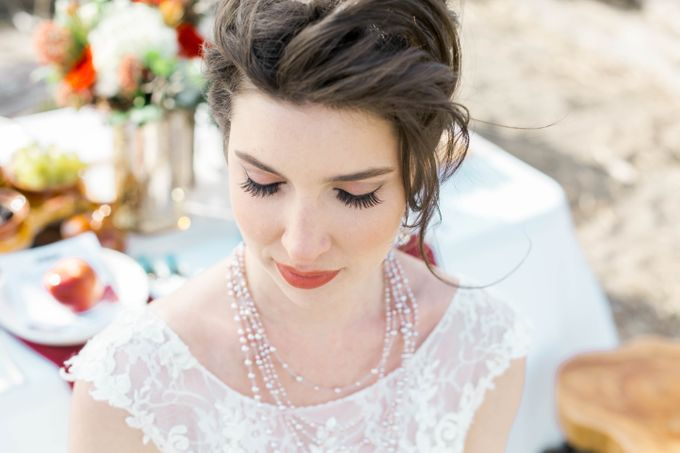 A Styled Bridal Shoot by Rebecca Ou Photography - 002