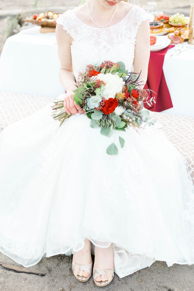 A Disney Snow White Bridal Shoot by Rebecca Ou Photography - 039