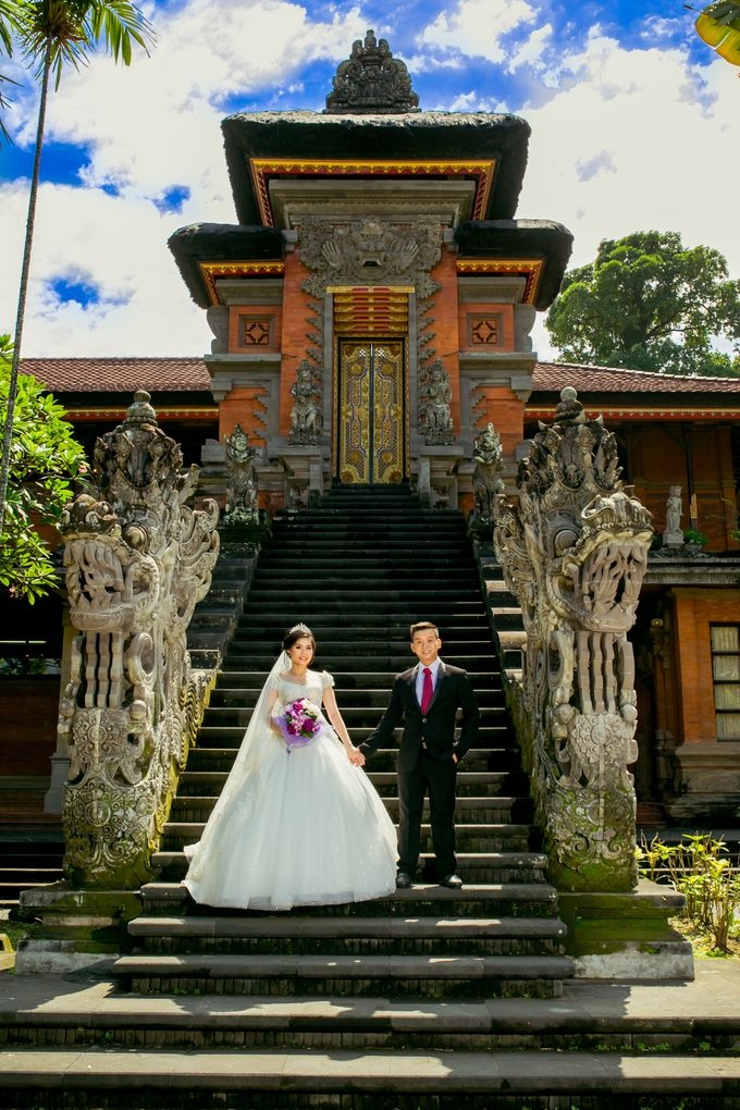 The Prewedding Of Suandi & Vonny by My Dream Bridal and Wedding - 007