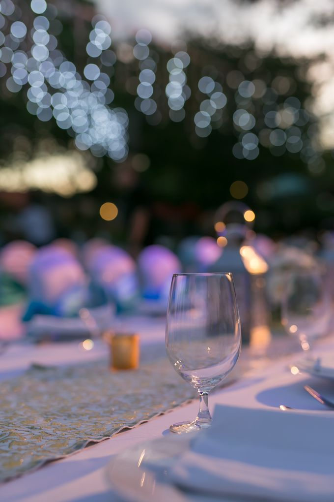 Intimate Dinner on the Beach by Courtyard by Marriott Bali Nusa Dua - 002