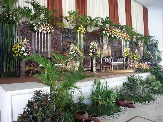 Ming Palace Ballroom at New metro Hotel Semarang by Merlynn Park Hotel - 003