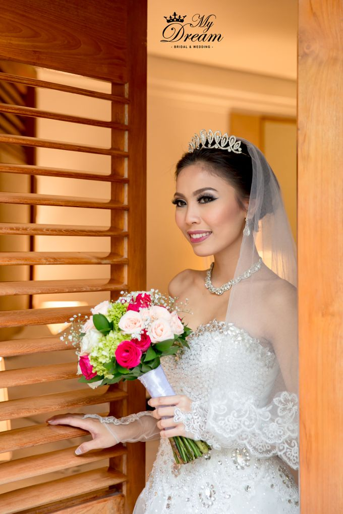 Wedding Adhitya and Dessy by My Dream Bridal and Wedding - 007