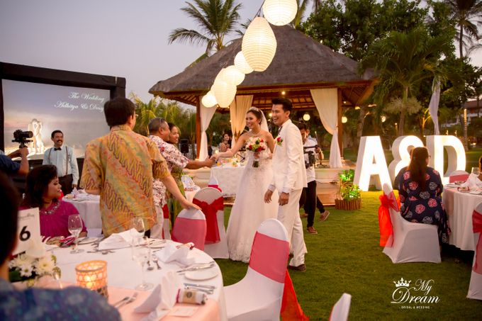 Wedding Adhitya and Dessy by My Dream Bridal and Wedding - 014