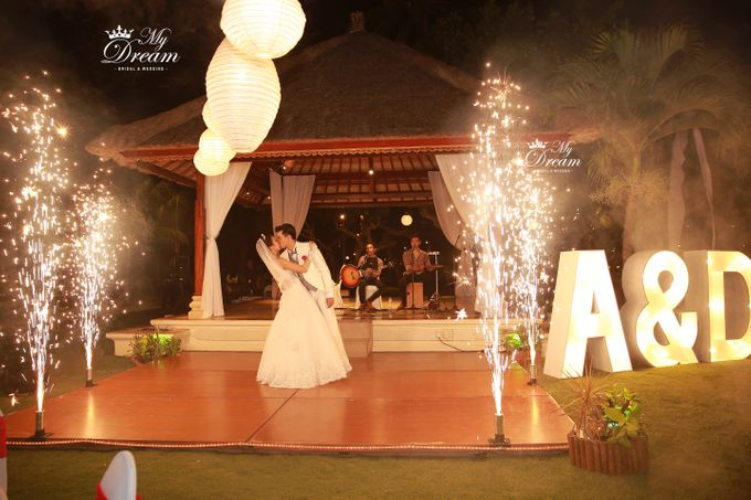 Wedding Adhitya and Dessy by My Dream Bridal and Wedding - 001