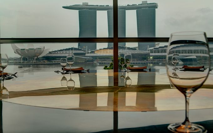 Interior by Forlino Dining on the Bay - 013