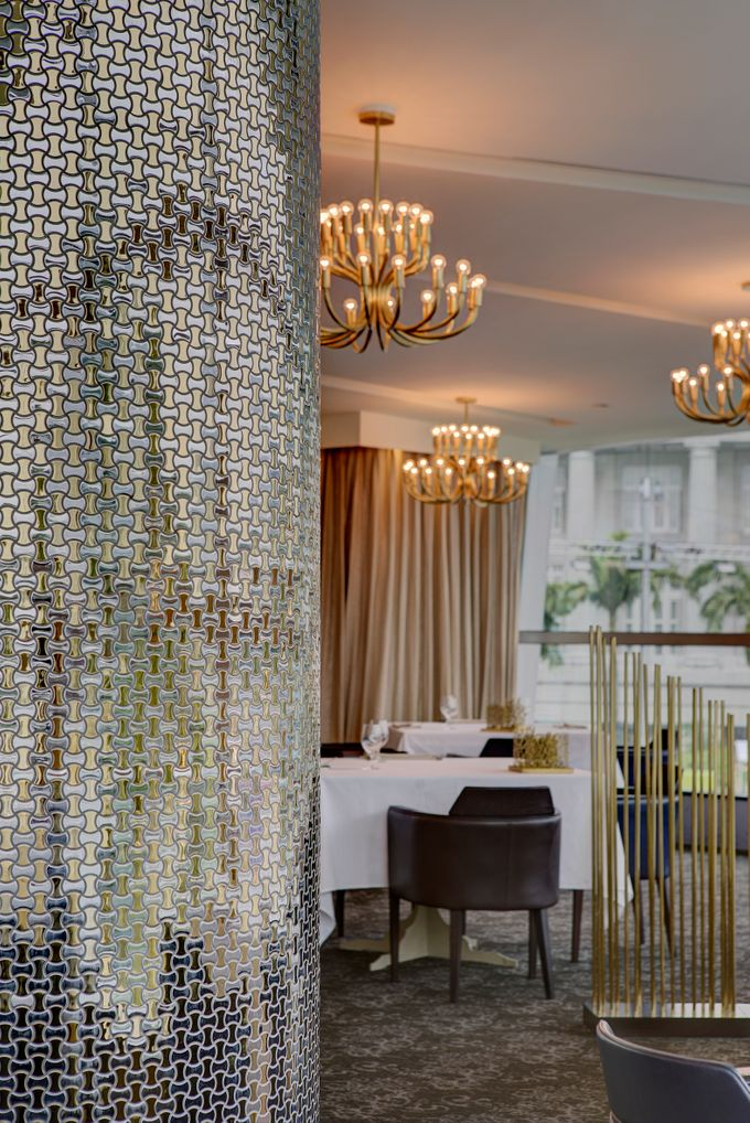 Interior by Forlino Dining on the Bay - 006