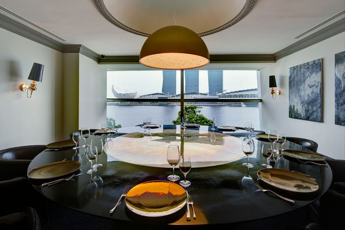 Interior by Forlino Dining on the Bay - 016