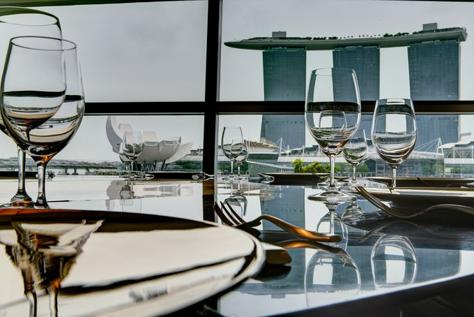 Interior by Forlino Dining on the Bay - 007