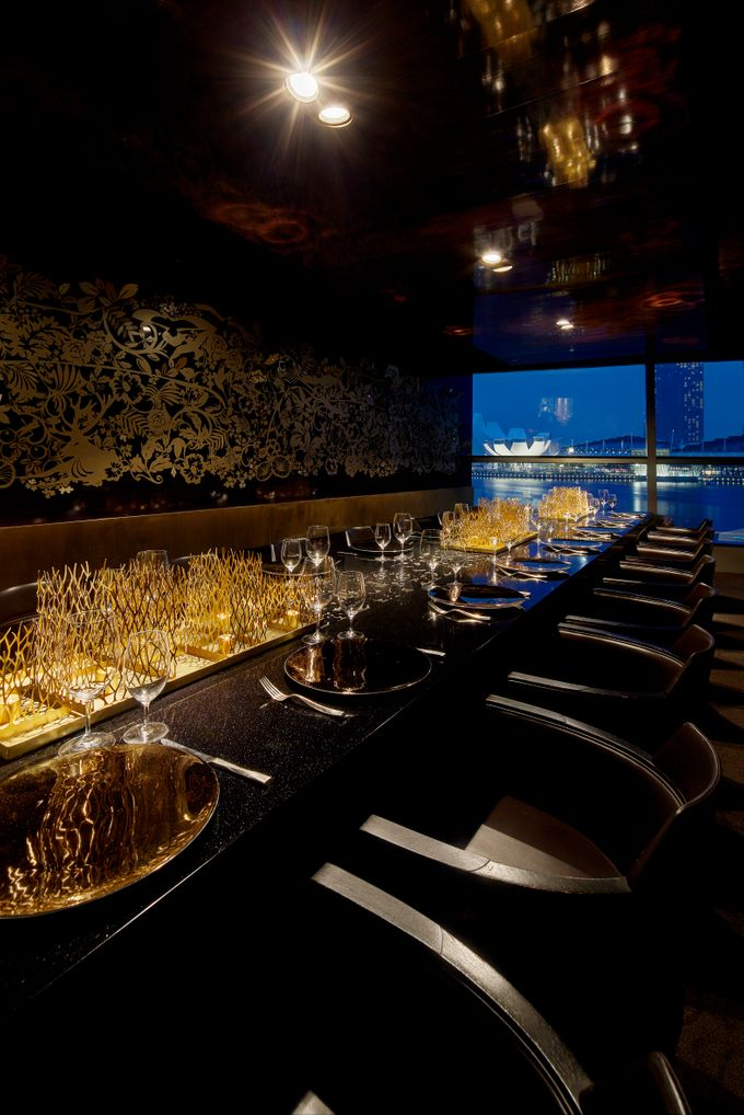 Interior by Forlino Dining on the Bay - 008