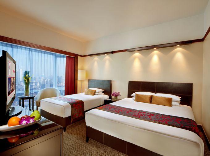 Hotel Rooms by Millennium Hotel Sirih Jakarta - 003