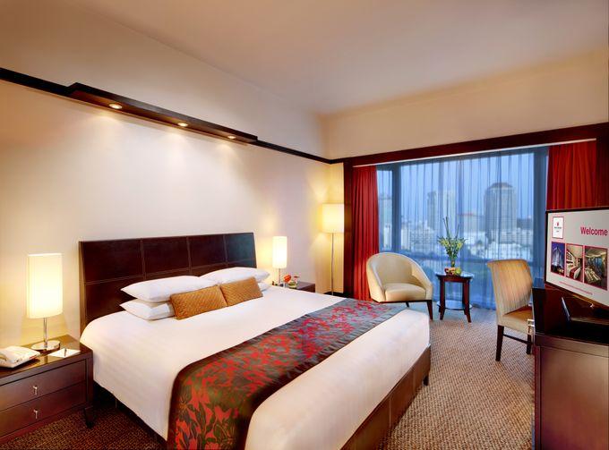 Hotel Rooms by Millennium Hotel Sirih Jakarta - 002