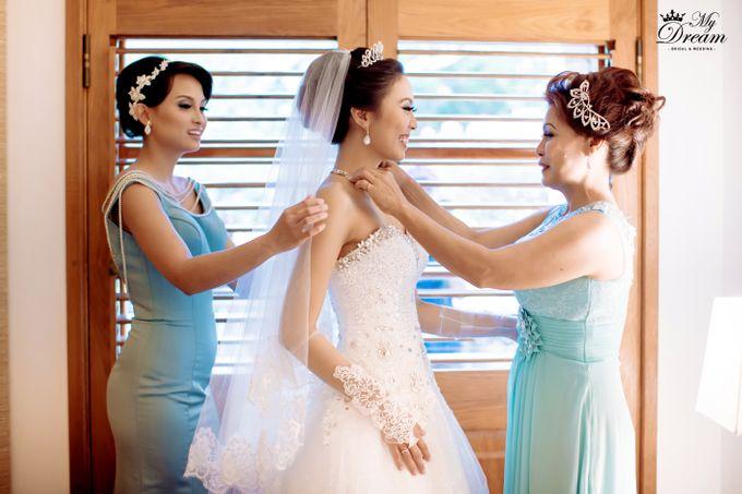 Wedding Adhitya and Dessy by My Dream Bridal and Wedding - 003