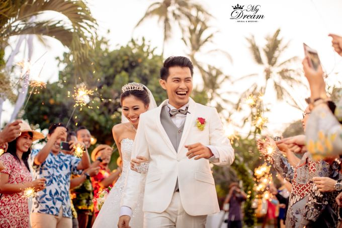 Wedding Adhitya and Dessy by My Dream Bridal and Wedding - 005