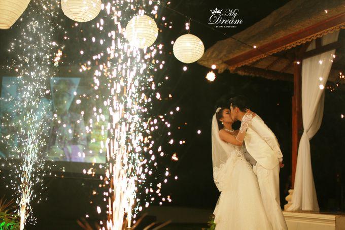 Wedding Adhitya and Dessy by My Dream Bridal and Wedding - 008