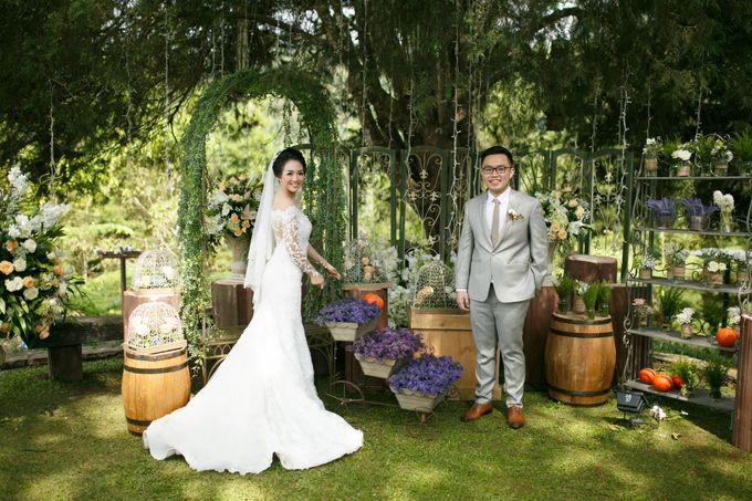 Wedding Dennis and Herli by Burgundy Dine & Wine @ Pramestha - 006