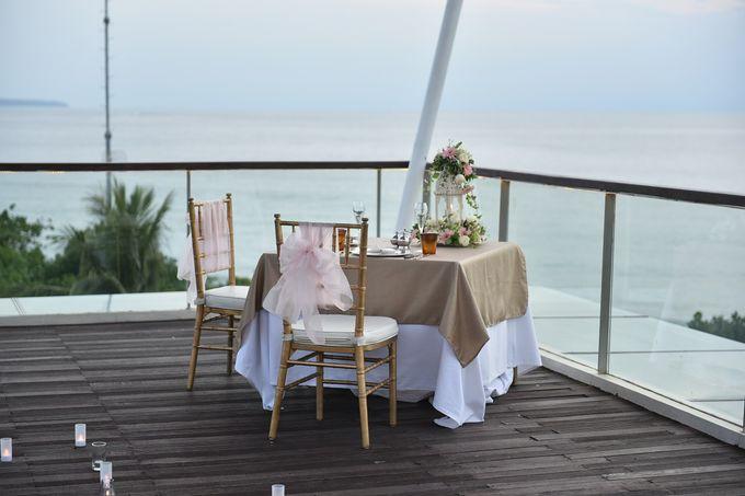 Sam & Jess Marriage Proposal by Sheraton Bali Kuta Resort - 007