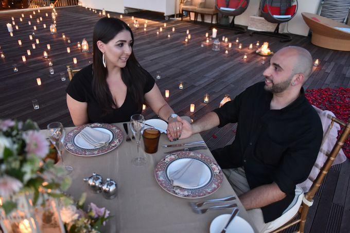 Sam & Jess Marriage Proposal by Sheraton Bali Kuta Resort - 009