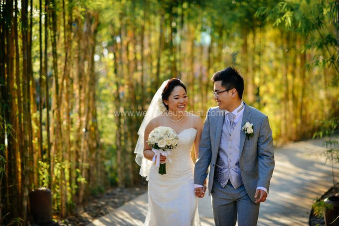 Jimmy and Felicia Tan by Wei Makeup Artist - 004