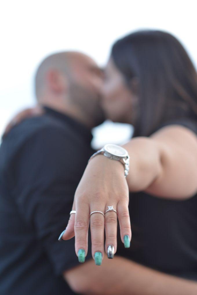 Sam & Jess Marriage Proposal by Sheraton Bali Kuta Resort - 008