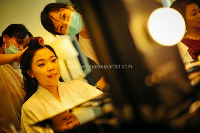 Jimmy and Felicia Tan by Wei Makeup Artist - 005