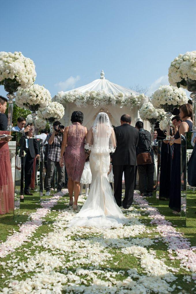 Wedding at Alkaff Mansion and Joel Robuchon by Feelm Fine Art Wedding Photography - 009