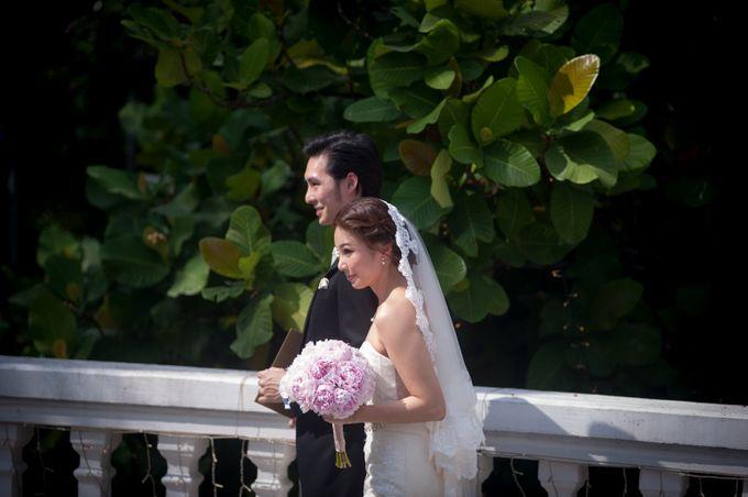 Wedding at Alkaff Mansion and Joel Robuchon by Feelm Fine Art Wedding Photography - 013