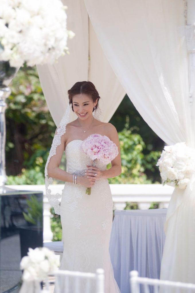 Wedding at Alkaff Mansion and Joel Robuchon by Feelm Fine Art Wedding Photography - 020