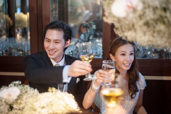 Wedding at Alkaff Mansion and Joel Robuchon by Feelm Fine Art Wedding Photography - 022