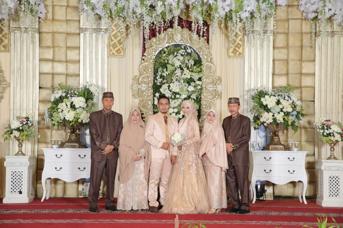 Nia & Fifin Wedding by LAKSMI - Kebaya Muslimah & Islamic Bride - 008