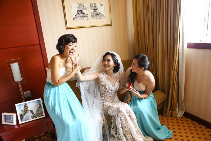 Nicole & Bojan WeddingDay by Anaz Khairunnaz - 002