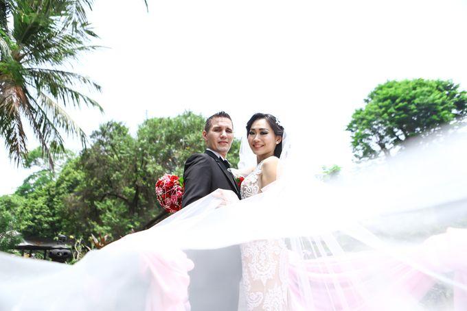 Nicole & Bojan WeddingDay by Anaz Khairunnaz - 003