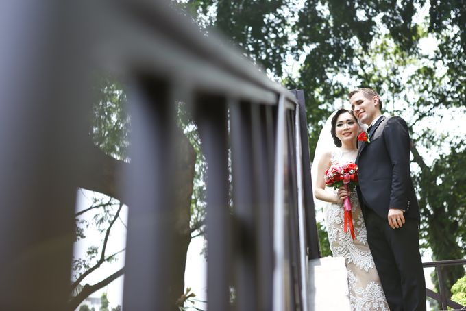 Nicole & Bojan WeddingDay by Anaz Khairunnaz - 004