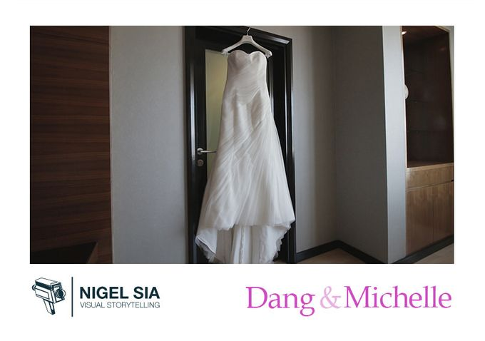 Wedding of Dang & Michelle by Nigel Sia | Visual Storytelling - 003