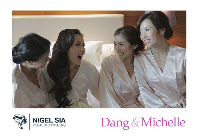 Wedding of Dang & Michelle by Nigel Sia | Visual Storytelling - 006
