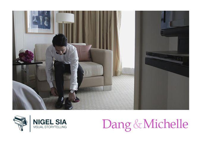 Wedding of Dang & Michelle by Nigel Sia | Visual Storytelling - 007