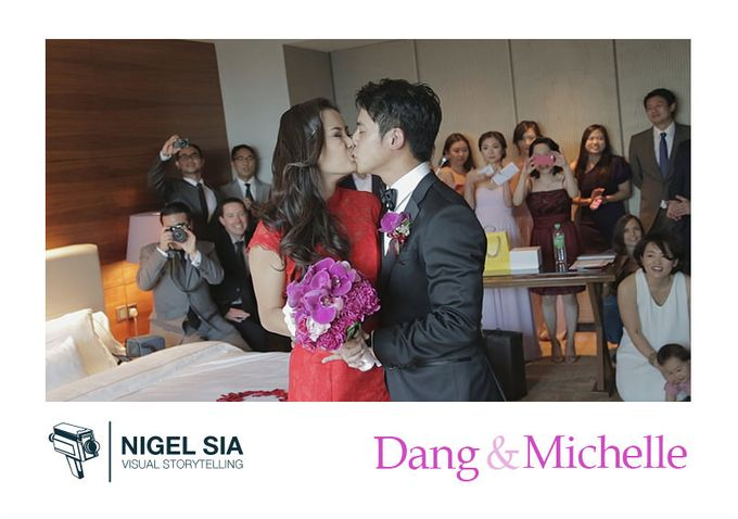 Wedding of Dang & Michelle by Nigel Sia | Visual Storytelling - 009