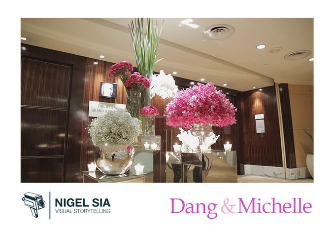Wedding of Dang & Michelle by Nigel Sia | Visual Storytelling - 010